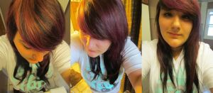New hair color-photo update by maraaax3