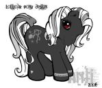 Loligoth Pony Design by antinonconformist