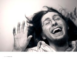 Untitled Laugh by seenew