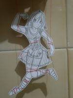 Paper Child: Marionette by Cuine