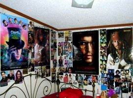 Johnny Depp Room by neverclear