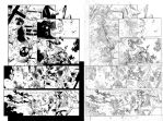 AVX #7 pg 14 with pencils by JulienHB