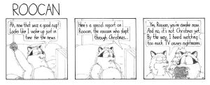 Roocan Strip 157 by BrunoMeles