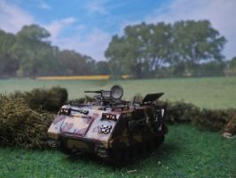 M106 Mortar Carrier by Baryonyx62