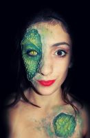 Reptile- Makeup by CamilaCostaArt