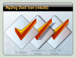MP3tag Dock Icon by LustaufMeer