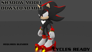 Shadow 3D Model - Download by Adreos