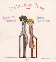 Detective Time by Belislythindor