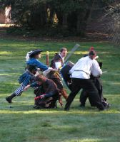 LARP Melee by lost-capella