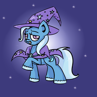 TRIXIE by Lemon-Heartss