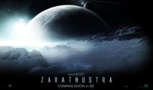 Prometheus 2 teaser - ZARATHUSTRA by Umbridge1986