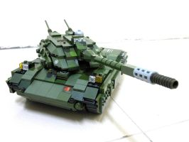 Lego Grizzly Tank (RA2) 3 by SOS101