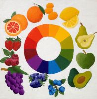 Color Wheel by CPT-CUPCAKE-art