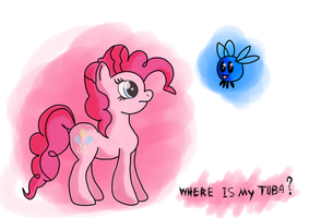 WHERE IS MY TUBA? by malamol