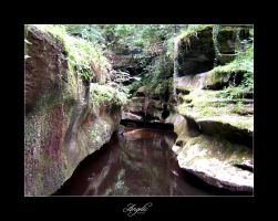 How Stean Gorge by AngelicStudios