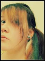 Girl with the Octopus Earring by rainboww-horror