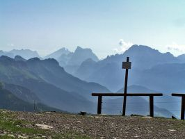 Dolomites by edelweiss26