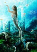 +The Atlantis+ by moroka323