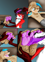 Lios's paws by Fluffy-Mage