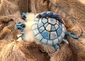 Nibs the Arctic turtle by darkangellord69