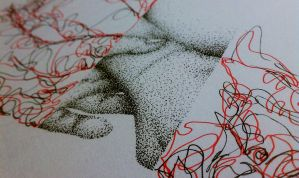 Hands, detail by meathive
