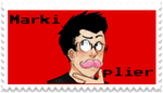 Markiplier Stamp by SteffieNeko