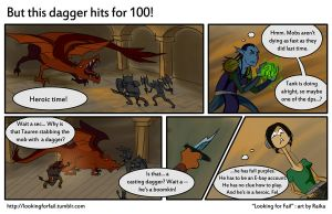 10 This Dagger by riftmaker