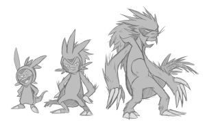 Chespin Evolution Tree? by CauseImDanJones