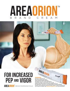 Area Orion Cream by areaorion