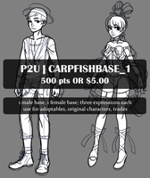 CARPFISHBASES 1 [P2U] by CARPFISH
