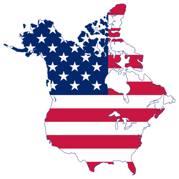 The United States of America by Freedim