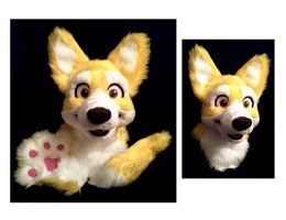 Corgi Fursuit [Sold] by NightFell
