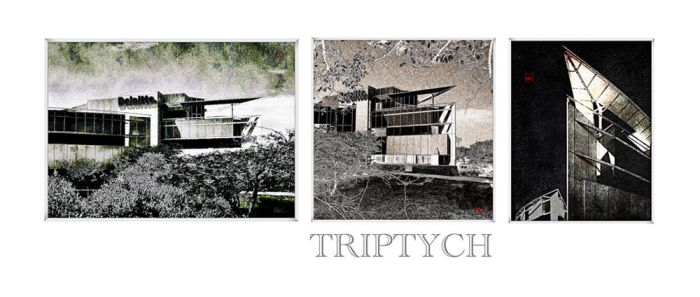 Triptych by mikeloveridge