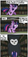 The Librarian by timsplosion