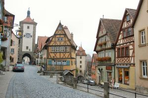 Rothenburg ob der Tauber 9 by Lauren-Lee
