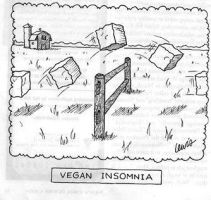 Vegan Insomnia by imsogreen