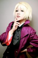 Alois trancy SEDUCING by yuk-A-rin