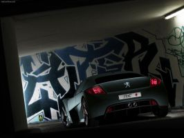 Peugueot -RC-Concept by ShKDraG