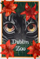 Dublin Zoo Poster by LoopyKitty