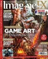 ImagineFX issue 63 by ClaireHowlett
