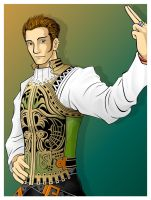Balthier by Fandias