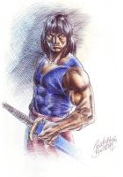 Young Conan by Buchemi