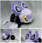 Noibat Beanie Plush by FollyLolly