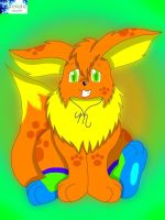 Marcus the Eevee .:UPDATE:. by Marquis2007
