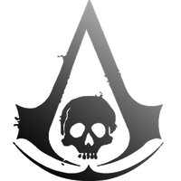 Assassin's Creed IV Black Flag Icon v3 (512x512) by youknowwho77