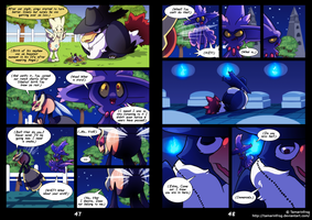 DD - Pages 47 - 48 by TamarinFrog