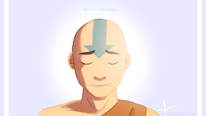 Older aang by Vanja1995