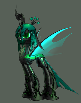 Megamare X - Chrysalis v1 by Underpable