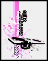 be creative by urban-graphix