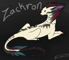 ::CP:: Zackron For Kitcat925 by lizziecat1279